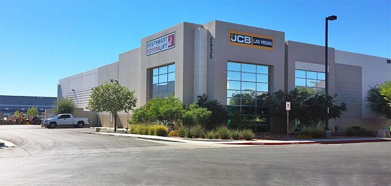 Southwest JCB in Las Vegas