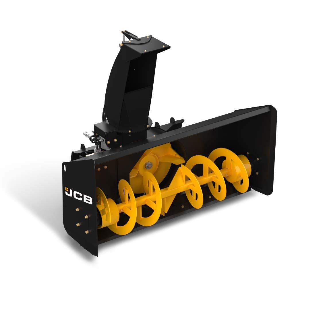 jcb snow blower equipment southwest jcb